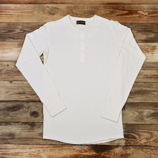 Pike Brother Utility Shirt Vit
