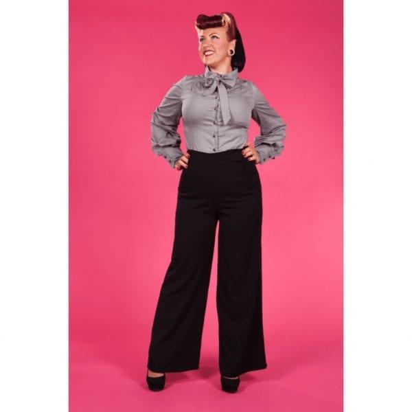 Miss Candyfloss 40-tals Hepburn Byxor