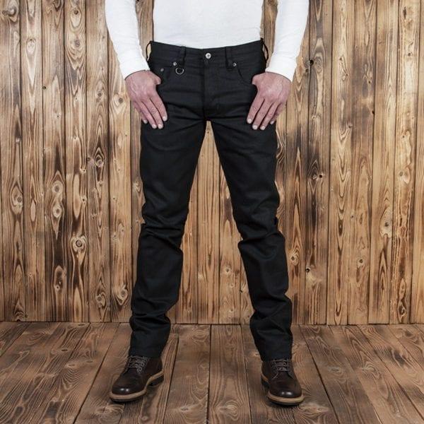 Pike Brothers 1963 Roamer Jeans Svarta