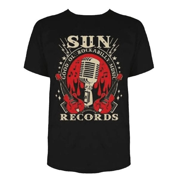 Steady Sun Rockabilly T-shirt