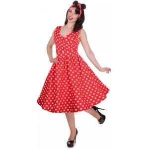 e9a75ea9ab16 Dolly and Dotty May Prickig Rockabilly 50-tals klänning