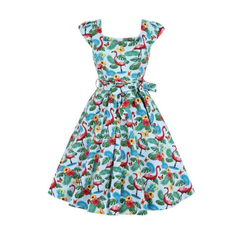 50 tals klänningar billigt