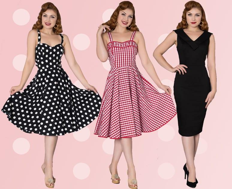 Vilken klänning blir din favorit? Nytt märke i shoppen