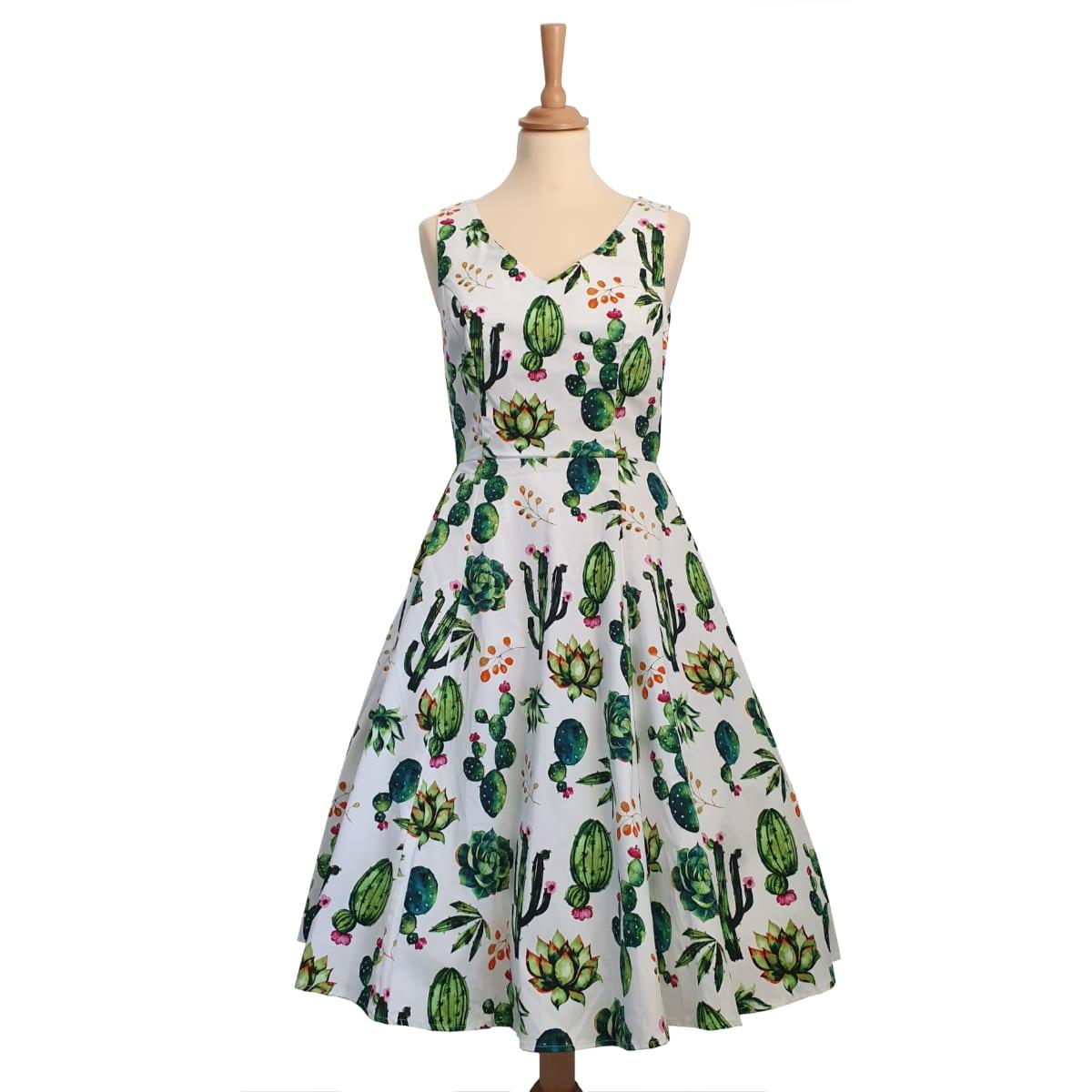 Snygga och billiga klänningar i retro – Retroklänning