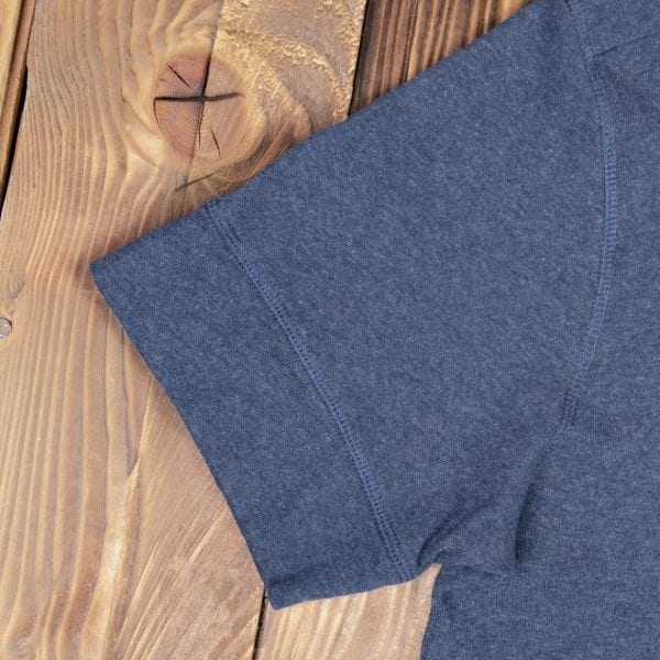 PIKE BROTHERS 1927 Henley Shirt Indigo