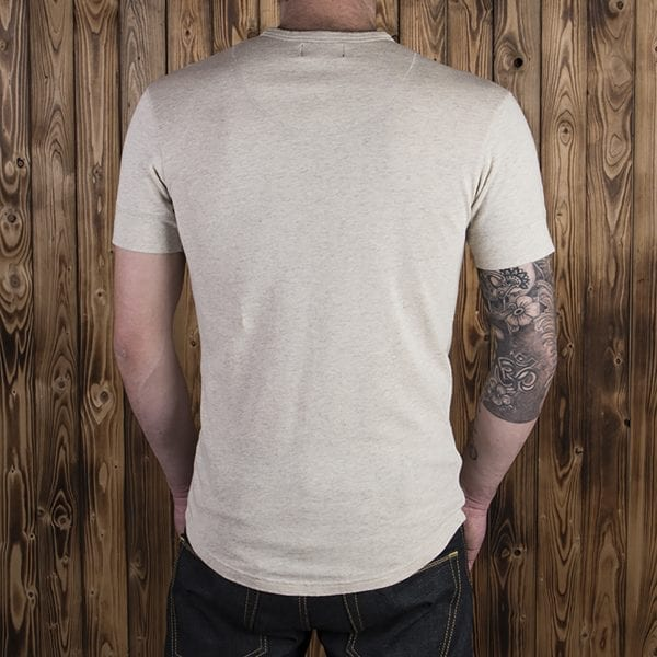 PIKE BROTHERS 1927 Henley Shirt offwhite
