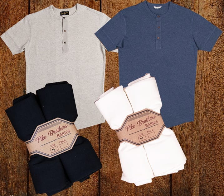 pike brothers rockabilly 50tal vintage heritage tröjor