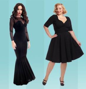 Collectif 30-tals 40-tals klänningar