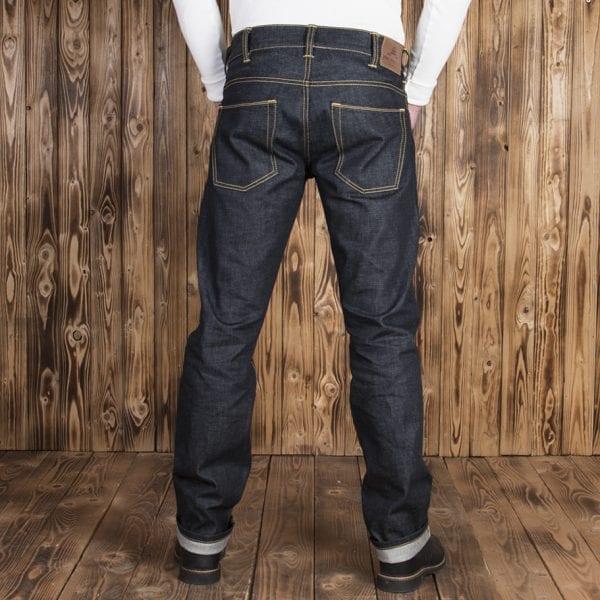 Pike Brother 1950 Roamer Jeans 15oz indigo rockabilly retro 50-tal